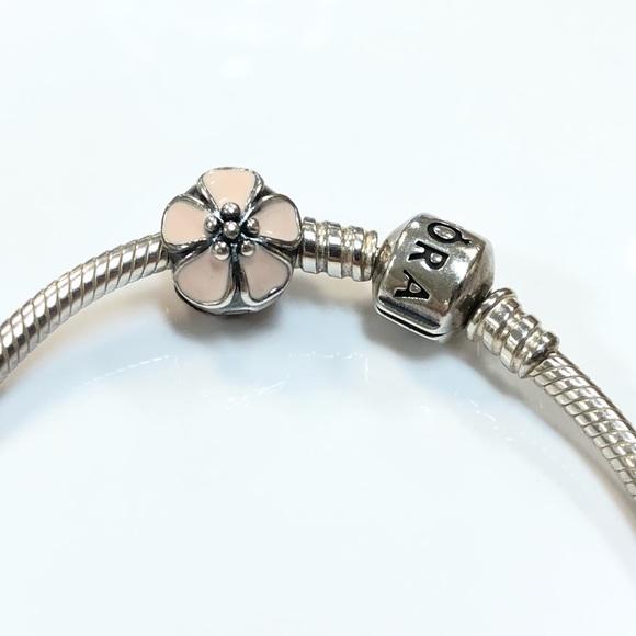 d64faccdc Pandora Jewelry | Cherry Blossom Charm | Poshmark